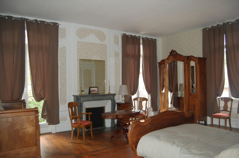 Chambre Adrienne de Houdetot